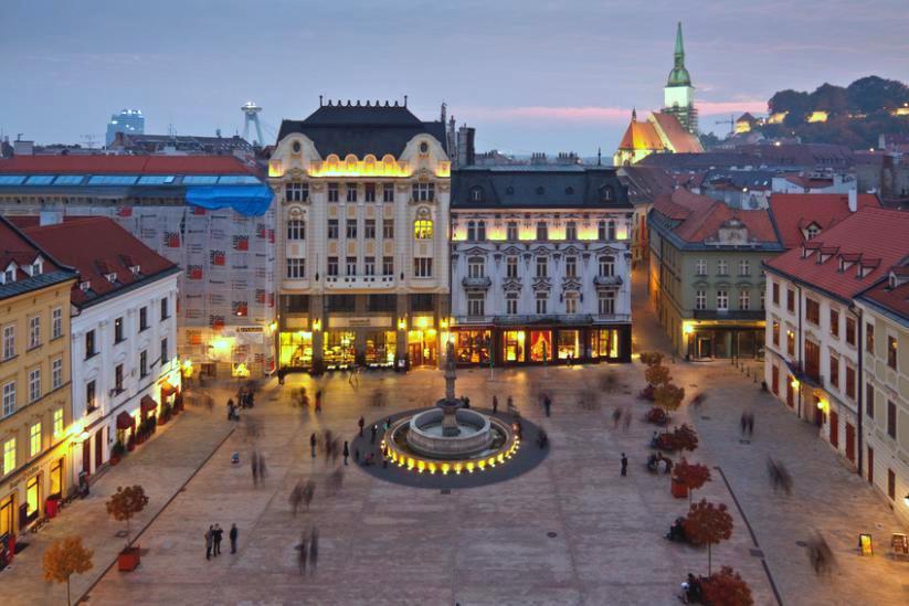7 lieux à visiter en Slovaquie !